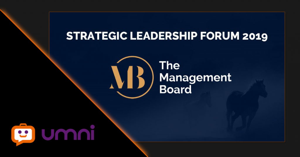 umni strategic leadrership forum 2019